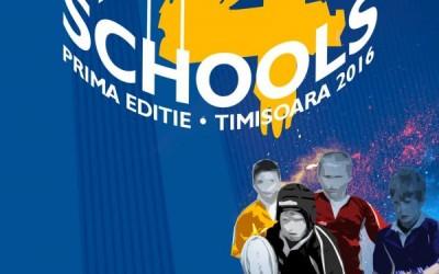 RUGBY 4 SCHOOLS, proiect unic marca Timişoara Saracens, Nokia România, Universitatea de Vest Timişoara şi Inspectoratul Şcolar Timiş
