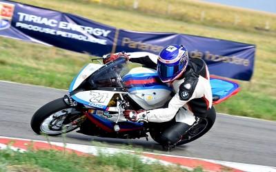 Cazacu, vicecampion național și al patrulea în Campionatul Est-European