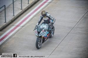 Catalin Cazacu pe motocicleta SCM Timisoara 1