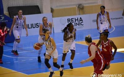 Timișoara întâlnește Aradul și în campionat