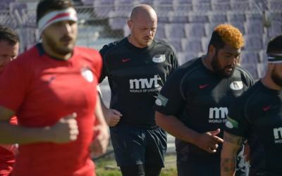 """""""Clasicul"""" rugby-ului se joacă sâmbătă, pe stadionul Dan Păltinișanu"""