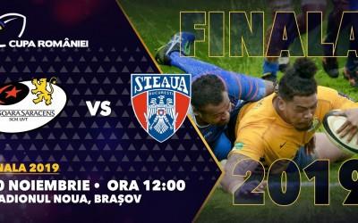 FINALA CUPEI ROMÂNIEI | 2011, 2014, 2015, 2016. Va fi victorie și 2019?