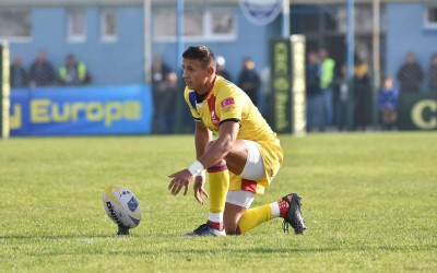 Șase jucători de la SCM Timișoara Saracens, în primul XV al României