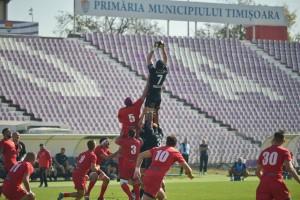 Timisoara Saracens Dinamo Bucuresti octombrie 2019