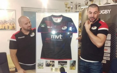 Din tricoul de jucător, direct în galeria legendelor: MULȚUMIM, Vasile Rus!