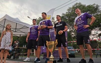 CSM Reșița înlocuiește Proleter Zrenjanin la Cupa Poli de handbal masculin