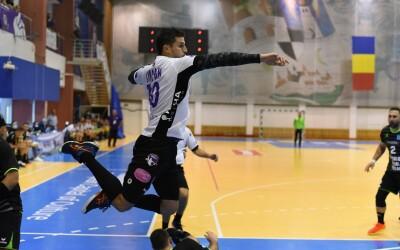 Handbaliștii joacă la Cluj. Declarația antrenorului Horvath Attila