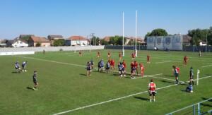 SCM Rugby - Dinamo